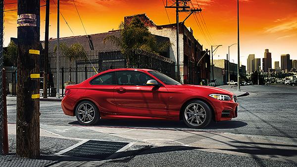 BMW 2 Series Coupé : Efficiency
