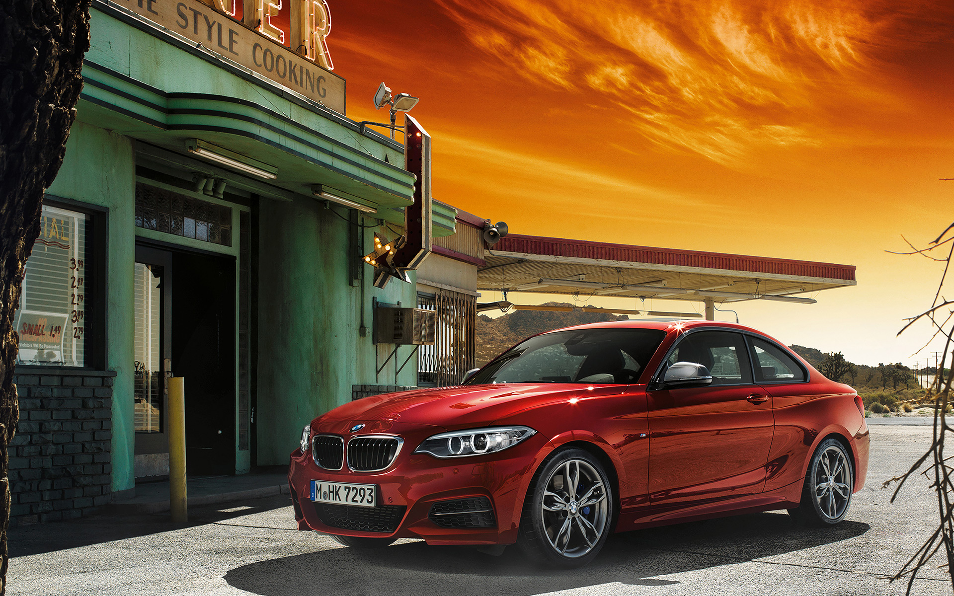 BMW 2 Series Coupé & Videos