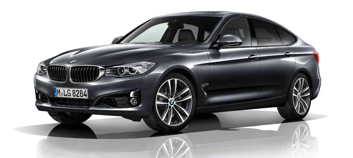 BMW Series Gran Turismo Lines Equipment - Bmw 3 series gran turismo price