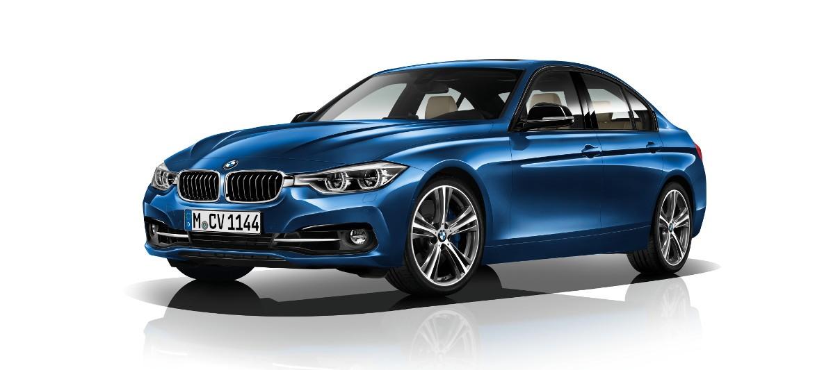 BMW Series Sedan Lines Equipment - Bmw 2015 3 series price