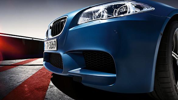 BMW M5 Sedan : Efficiency