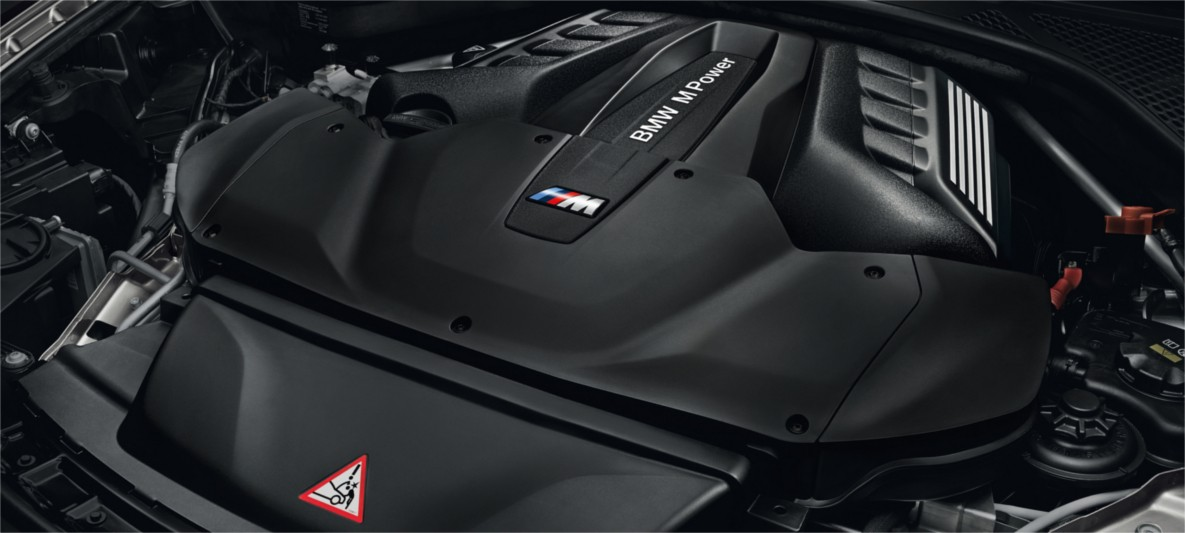 M TWIN POWER TURBO PETROL ENGINES.